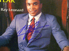 Leonard, Sugar Ray Sports Illustrated Magazine 1982 Signed Autograph Boxing Cover Color Photo
