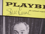 Levene, Sam Playbill Signed Autograph The Impossible Years 1966
