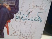 Linkletter, Art 45 Signed Autograph Kids Say The Darndest Things! Picture Cover Royal Gelatin Promo