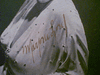 Lord, Marjorie  Early Photo Signed Autograph