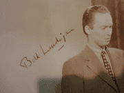 Lundigan, William Bill Photo Signed Autograph 1948 Mystery In Mexico Movie Scene
