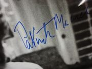 Macnee, Patrick Photo The Howling 1981 Signed Autograph Movie Scene