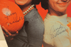 Marshall, Penny Cindy Williams Laverne and Shirley Lithograph Photo Signed Autographed