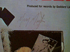 Martin, Mary LP Signed Autograph Sealed Babes In Arms 1973