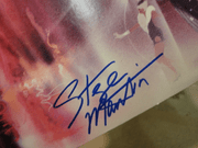 Martin, Steve Pennies From Heaven 1981 Soundtrack LP Signed Autograph Color Photos With Original Cardboard Booklet