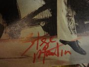 Martin, Steve Rolling Stone Magazine 1982 Signed Autograph Color Cover Photo