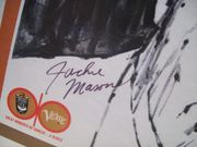 Mason, Jackie LP Signed Autograph Great Moments Of Comedy