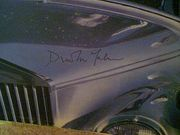 Mccallum, David LP Signed Autograph The Man From Uncle Ncis