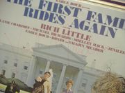 Meader, Vaughn LP Signed Autograph The First Family Rides Again