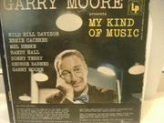 Moore, Garry (Columbia - 717)  My Kind Of Music Signed Autograph LP