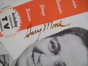 Moore, Garry Magazine Signed Autograph Leisure Time Aug 9 1953