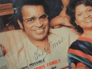 Morris, Greg Ebony Magazine 1981 Signed Autograph Mission Impossible