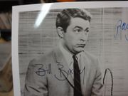 My Favorite Martian Bill Bixby and Ray Walston Photo Signed Television Scene 1960s