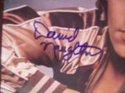 Naughton, David 45 RPM Record with Picture Sleeve Signed Autograph Makin It