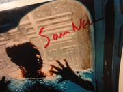 Neill, Sam  Event Horizon 1997 Color Photo Signed Autograph Movie Scene