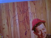 Nelson, Jimmy  Pinocchio LP Signed Autograph Danny ODay Farfel Color Cover Photo