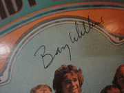 Brady Bunch Maureen McCormick Eve Plumb Susan Olsen Barry Williams Christopher Knight Mike Lookinland Meet The Brady Bunch 1972 LP Signed Autograph