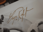 Raft, George Publicity Photos Signed Autograph Souls At Sea