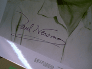 Newman, Paul  and Michael Sarrazin 1976 Photo Never Give An Inch Signed Autograph Movie Scene