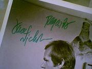 Nicholson, Jack  1975 Photo The Passenger Signed Autograph Movie Scene