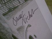 Nicholson, Jack  The Postman Always Rings Twice 1981 Movie Signed Autograph