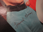 Nimoy, Leonard Presents Mr. Spocks Music From Outer Space 1967 LP Signed Autograph Star Trek Theme