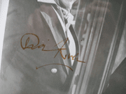 Niven, David Photo Signed Autograph Pink Panther