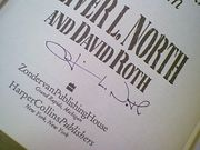 North, Oliver  One More Mission-Oliver North Returns To Vietnam 1993 Book Signed Autograph Color Photos