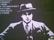 Pacino, Al  Theme From The Godfather Part I And Part II 1974 Sheet Music Signed