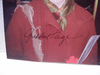 Page, Geraldine Photo Signed Autograph Day Of The Locust Jw Coop Monday'S Child Sweet Bird Of Youth