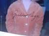Page, Geraldine Photo Signed Autograph Monday'S Child The Rescuers
