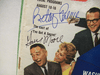 Palmer, Betsy Garry Moore TV Guide Signed Autograph Aug 10 1963