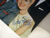 Palmer, Betsy Garry Moore Tv Guide Signed Autograph August 18 1962