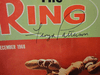 "Patterson, Floyd  and Jimmy Ellis ""The Ring"" Boxing Magazine 1968 Signed Autograph Color Cover"