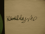 Perry, H Mitchell Jr Md LP Signed Autograph Progress In The Therapy Of Advanced Hypertension