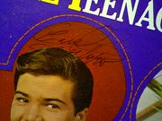 Petersen, Paul  Shelley Fabares James Darren More Teenage Triangle 1964 LP Signed Autograph Photos