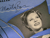"""Raye, Martha  Betty Grable """"What Goes On Here In My Heart"""" 1938 Sheet Music Signed Autograph """"Give Me A Sailor"""""""