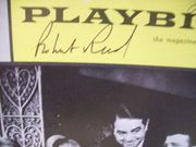 Reed, Robert Playbill Signed Autograph Barefoot In Park 1965