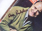 Rickles, Don TV Guide Signed Autograph April 22 1972