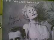 Robards, Jason  1959 Playbill The Disenchanted Signed Autograph Cover Photo