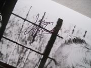 Robards, Jason Geraldine Fitzgerald Photo Signed Autograph A Glory Of Ghosts