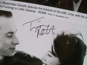 Roth, Tim Photo Signed Autograph Little Odessa 1994