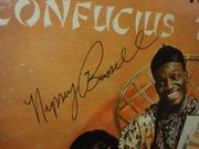 Russell, Nipsey Confucius Told Me 1959 LP Signed Autograph The Bang Bang Club