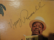 Russell, Nipsey The Birds And The Bees And All That Jazz 1960s LP Signed Autograph