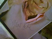 Sahl, Mort LP Signed Autograph Anyway Onward 1967