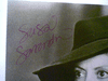 """Sarandon, Susan  1985 Photo """"Mussolini: The Decline And Fall Of Il Duce"""" Signed Autograph"""