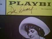 Schary, Dore  1963 Playbill Love And Kisses Signed Autograph