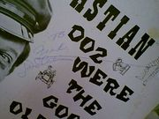 Sebastian, Don LP Signed Autograph Doz Were The Good Ole Days In Brooklyn