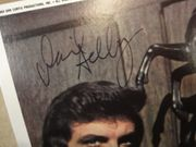 Selby, David Dark Shadows 1969 Color Postcard Signed Autograph Quentin Collins