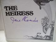 Selby, David Jane Alexander Playbill Signed Autograph The Heiress 1976